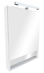 Зеркальный шкаф со светильником 85х60 см Roca Gap ZRU9302885 фото