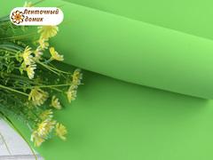 Фоамиран Иран светло-зеленый