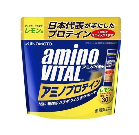 Протеин AMINOVITAL лимон 4.3г