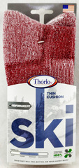 Термоноски горнолыжные Thorlo SL Red - 2