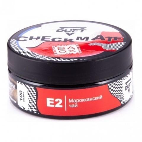 Табак Duft Checkmate E2 Мароканский Чай 100г