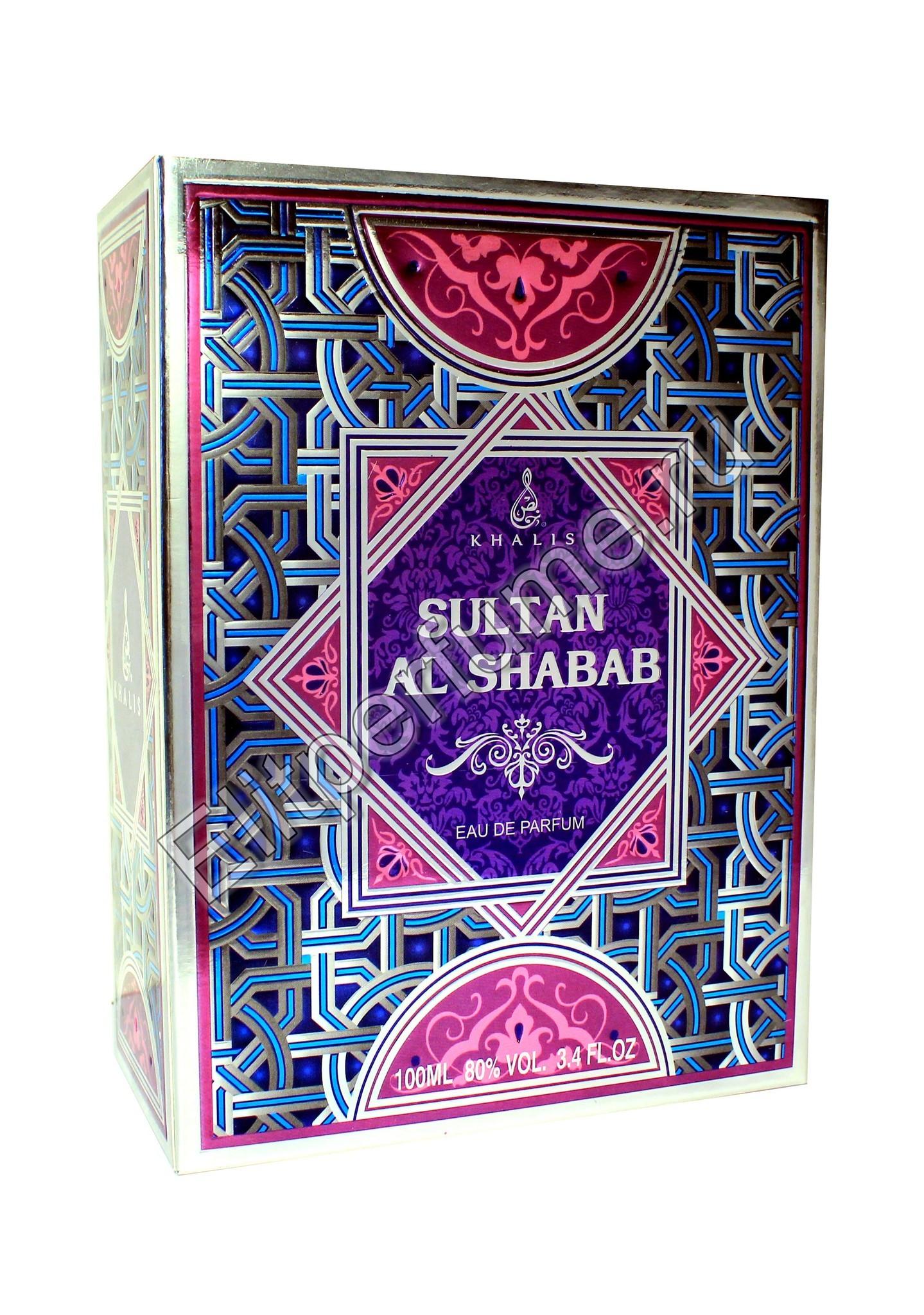 Пробник для Sultant Al Shabab / Султан Аль Шабаб 1 мл спрей от Халис Khalis Perfumes