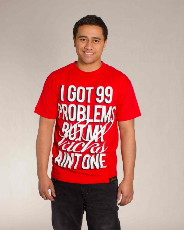 99 проблем красная фото
