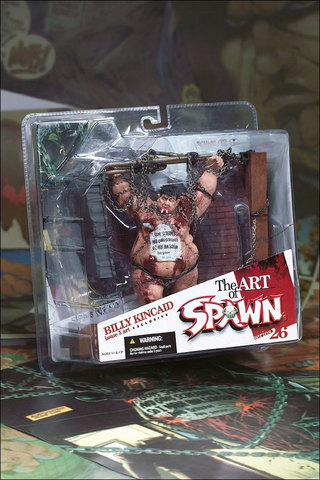 Spawn - Billy Kincaid Issue 5 ART
