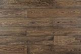 Массивная доска Amber Wood Дуб Коттедж Браш Масло (300 мм-1800 мм*150 мм*18 мм) Россия