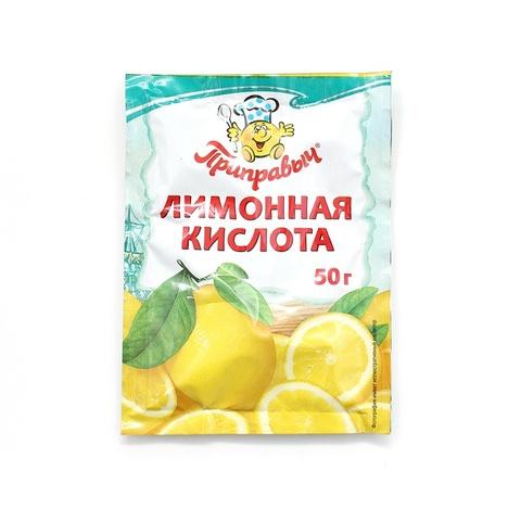 """Лимонная кислота """"Приправыч"""" 10г"""