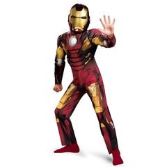 Детский костюм Железный человек — Iron Man costume
