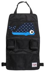 Органайзер на спинку сиденья 3 Sprouts Синий Кит (Whale IBOWHL) 00027/3 Sprouts