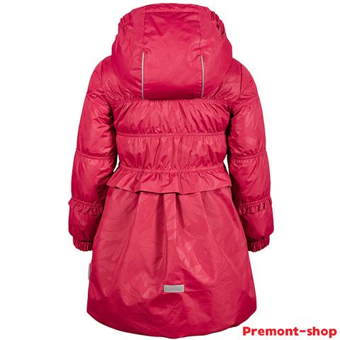 Пальто для девочки Premont Малиновый рассвет SP71311