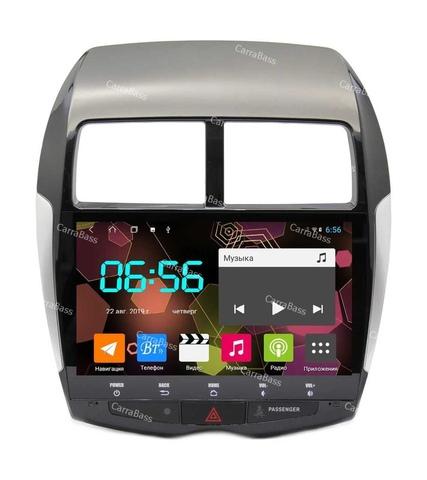 Магнитола для Mitsubishi ASX (2010-2016) Android 10 4/64GB IPS DSP модель CB2044T9