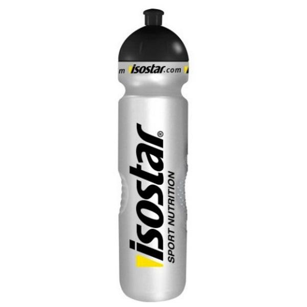 Спортивная бутылка Isostar Silver 1000мл