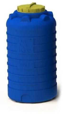 Емкость цилиндрическая 500л 40-201/KSC-C-500