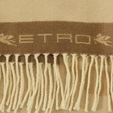 Плед из шерсти и шелка ETRO