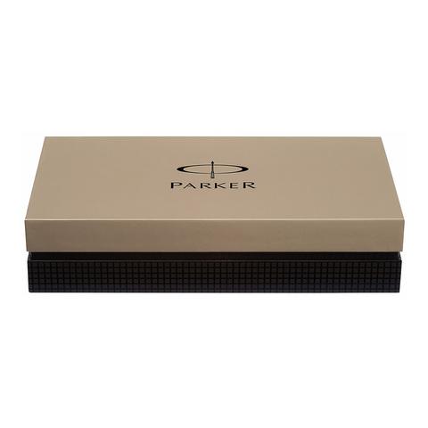 Parker Duofold - Pearl & Black Centennial, перьевая ручка, F