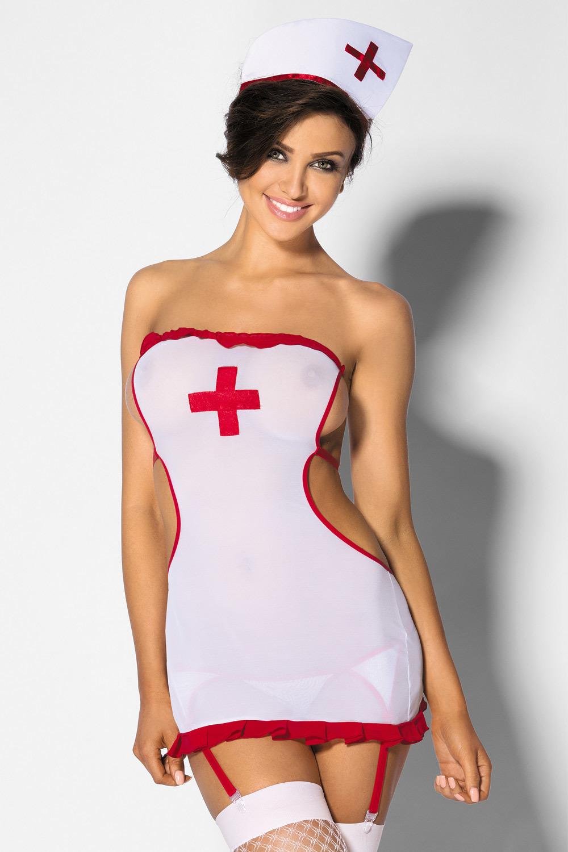 Ролевой костюм медсестры Persea