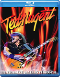 Ted Nugent / Ultralive Ballisticrock (Blu-ray)