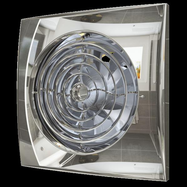 Aura (низкий уровень шума) Вентилятор Эра AURA 4C CHROME D100 с обратным клапаном хром.png