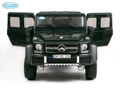 Электромобиль BARTY Mercedes-Benz G63-AMG 4WD (DMD318)   шестиколесный