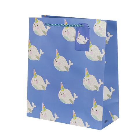 Пакет подарочный Dolphi 26*32*12.5 3