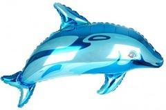 """Фигура """"Голубой дельфин"""""""
