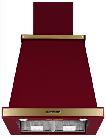 Кухонная вытяжка 60 см Kuppersberg T 669 BOR Bronze