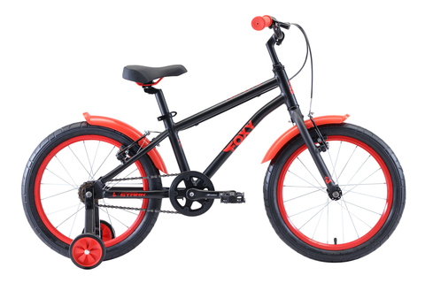 Детский велосипед Stark Foxy Boy 18