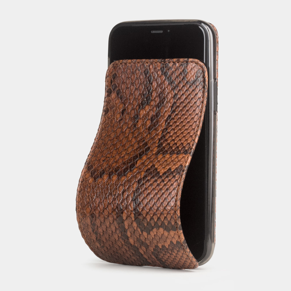 Case for iPhone 11 Pro Max - python gold