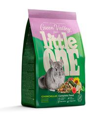 Корм Little One «Зеленая Долина» для шиншилл из разнотравья