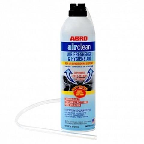 ABRO Очиститель кондиционеров  АС-100 (255г)