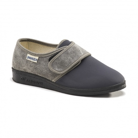 Ботинки Emanuela 655 (серый)
