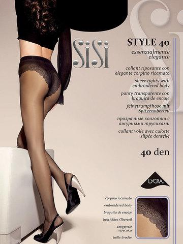Колготки Style 40 Sisi