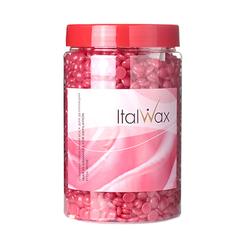 Italwax, Воск горячий (пленочный) Роза, гранулы, 500 г