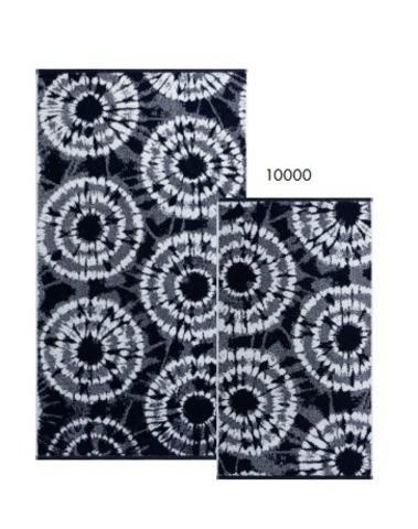 Полотенце махровое 50*90 ПЦ 2602-4437 цв.10000