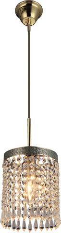 INL-1138P-01 Oxidized Antique brass