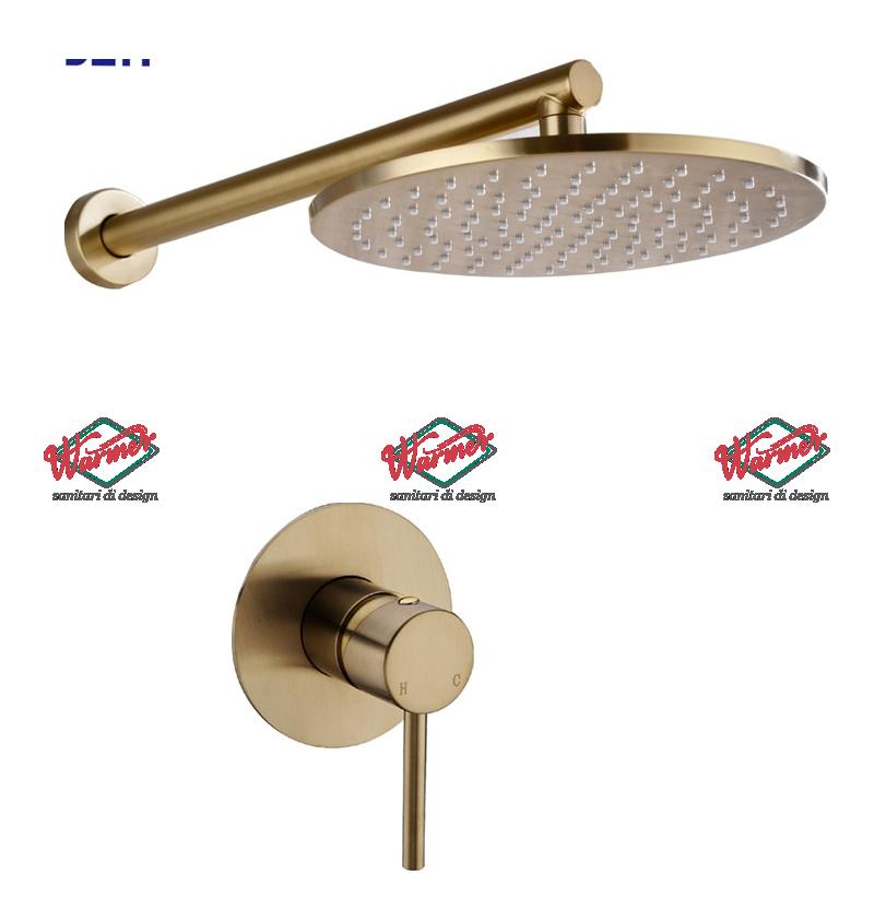 Душевая программа Комплект для душа Warmer Bronze Line 400300-10D Скриншот-13-05-2021-142141.png