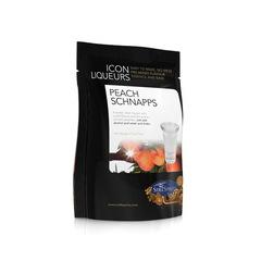 Эссенция Still spirits Peach schnapps Icon liqueurs, 220 г на 0,75 л