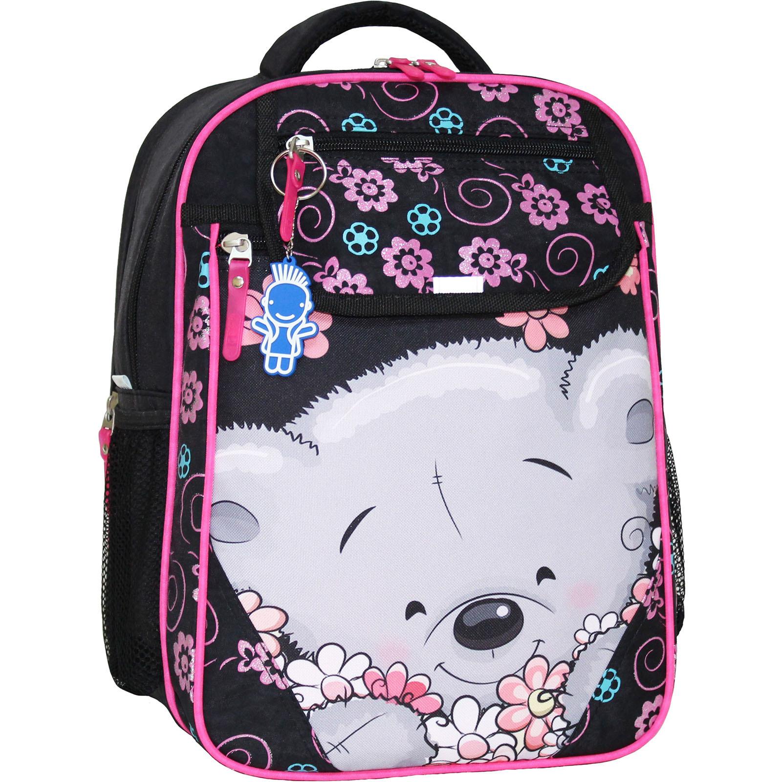 Школьные рюкзаки Рюкзак школьный Bagland Отличник 20 л. черный 406 (0058070) IMG_5202_406_.JPG
