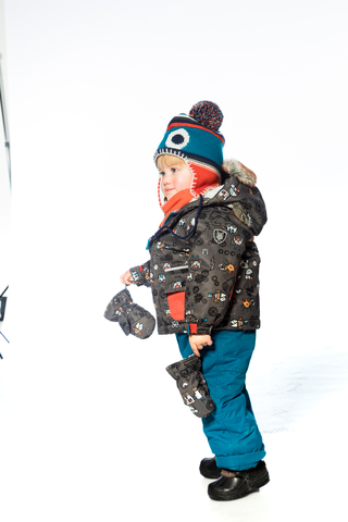 Deux par Deux комплект зимний для мальчика