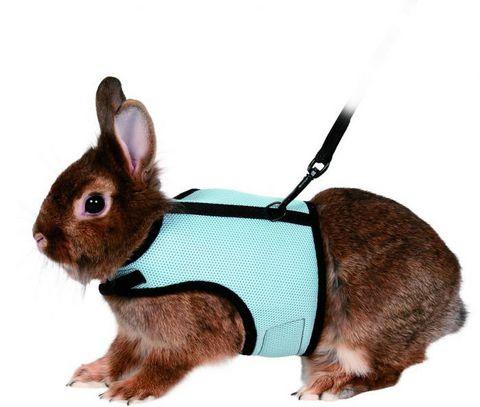 Trixiе 61513 Шлейка-жилетка для кролика