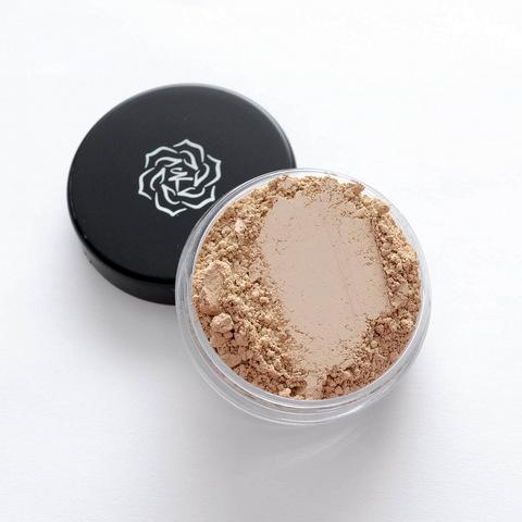 Основа матовая для проблемной кожи NM1 Бежевый, 8гр (Kristall Minerals Cosmetics)