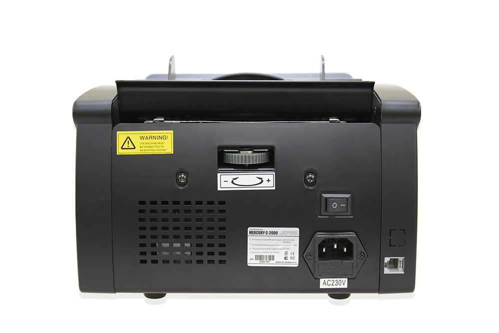 MERCURY C - 2000 UV
