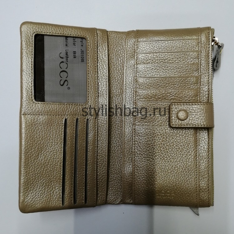 Женский кошелек JCCS j-31068 gold