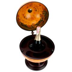 Глобус-бар настольный «Материк», фото 2