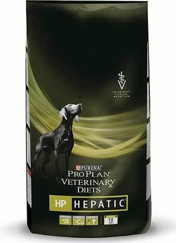 PURINA VETERINARY DIETS Диетический корм для собак при хронической печеночной недостаточности Hepatic HP