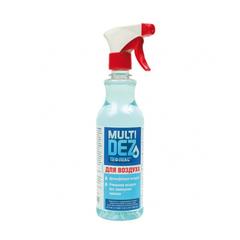 Тефлекс, Средство для дезинфекции воздуха «МультиДез», с триггером, 500 мл