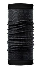 Шарф-труба с флисом двухсторонний Buff Polar Reversible Gao Black