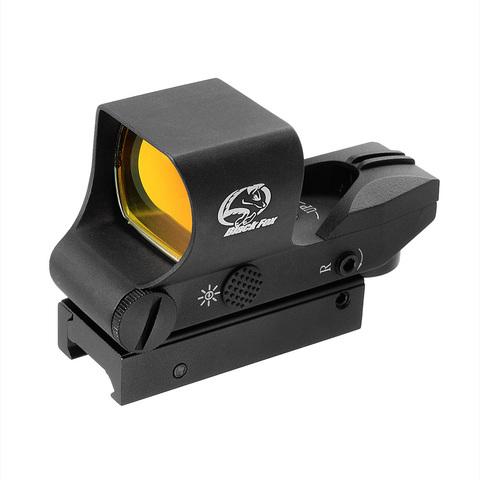 Прицел коллиматорный Veber Black Fox 1x28x40 RD Multi-Cross