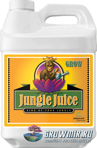 Advanced Nutrients Jungle Juice Grow (5л)