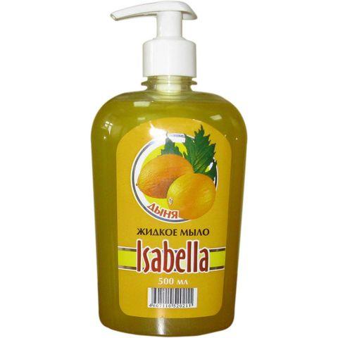 """Мыло жидкое  """"Изабелла"""" дыня 500 мл"""