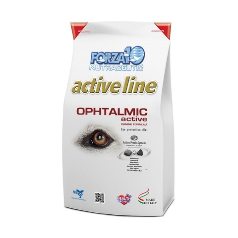 Forza10 Ophtalmic Active для собак